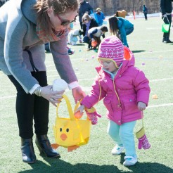 Alumni Easter Egg Hunt 2015
