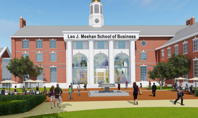 W.B. Mason and CEO Leo Meehan '75 Give $10 Million to Stonehill